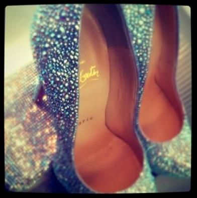 Louboutin of course