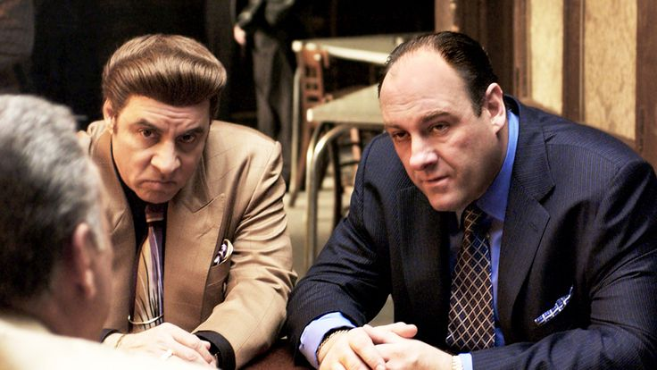 Italian-American Mafia Today | TONY SOPRANO and Silvio Dante - See best of PHOTOS of THE SOPRANOS ...