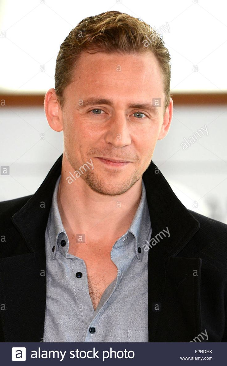 Download this stock image: Tom Hiddleston at a Photocall for the film 'High Rise' during the 63rd San Sebastian Film Festival in Spain. September 22, 2015./picture alliance - F2RDEX from Alamy's library of millions of high resolution stock photos, illustrations and vectors.