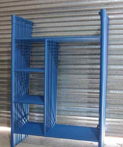 Andamio De Interior Metaltech 1.85 Mts - Listo Para Armar - $ 5.795,00