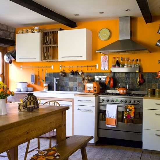 Cozinha rústica *amei*