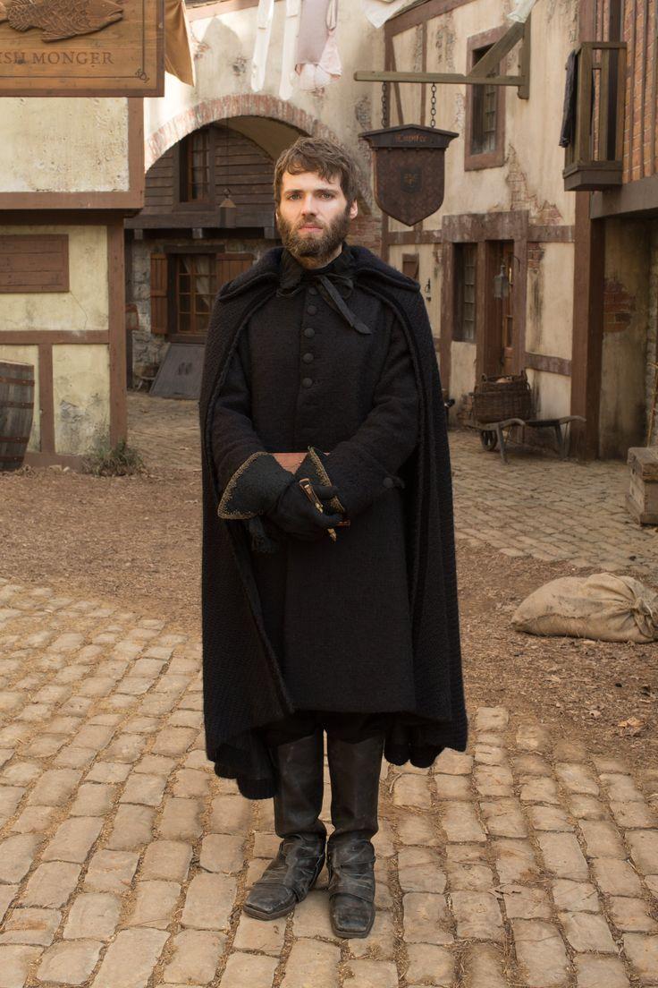 "Salem S1 Seth Gabel as ""Cotton Mather"""