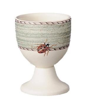 Wedgwood Sarah's Garden Egg Cup Green