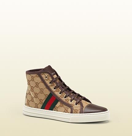 hmmmmmWeb Hi Tops, Sneakers Gucci, Web Hitops, Signature Web, Hi Tops Sneakers, Hitops Sneakers, Gucci California, California Signature, Sneakers 283613Fwcs09780
