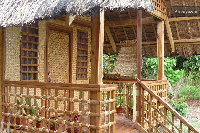 Nature Friendly Bamboo House Design: Bahay Kubo