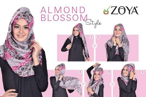 Dress style jilbab geby