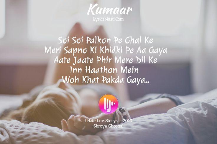 Hoo Tora Saajan  Aayo Tore Desh  Badli Badra Badla Saavan Badla Jag Ne Bhes Re  http://www.lyricsmasti.com/song/7371/lyrics-of-Bahara-Bahara.html?utm_content=bufferfdf33&utm_medium=social&utm_source=pinterest.com&utm_campaign=buffer #shreyaghoshal #kumaar #lyricsmasti