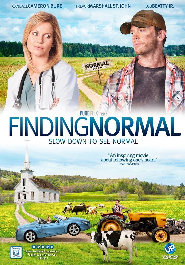 Amazon.com: Finding Normal: Lou Beatty Jr., Candice Cameron Bure, Trevor St John, Mark Irvingsen, Andrew Bongiorno, Brian Herzlinger: Movies...