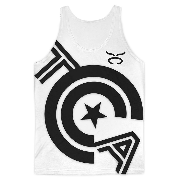 TCA P.C. Logo All Over Tank Top *LIMITED EDITION*
