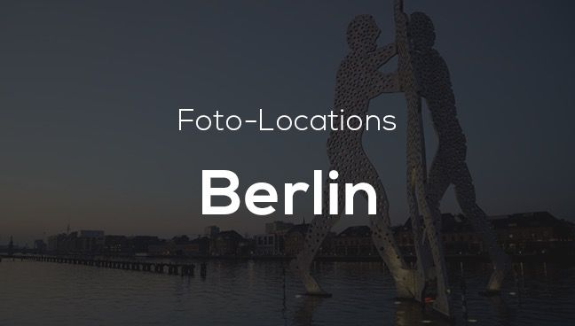 Die schönsten Orte zum Fotografieren in Berlin. Unsere Sammlung der schönsten Foto-Locations in Berlin mit vielen Tipps für tolle Fotos.