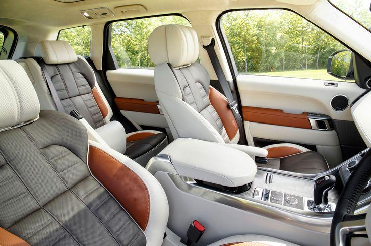 2014 Range Rover Sport First Drive New range rover sport