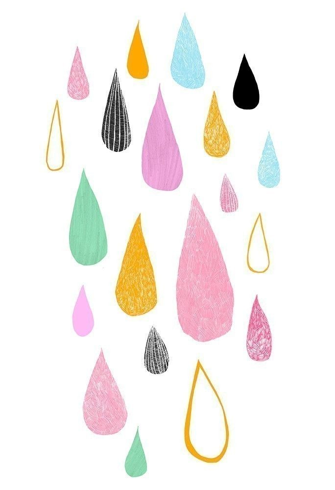 """Ashley Goldberg's """"Take Shelter"""" is perfect for this rainy #SF day..."""
