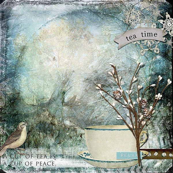 tea time - Haladó CEWE-FOTÓKÖNYV Galéria