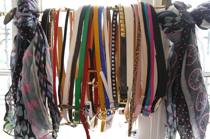 nuestros cinturones<3