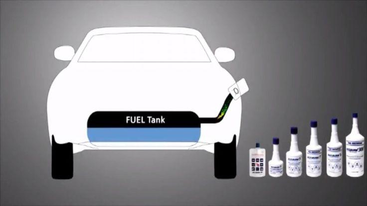 Ecoburn - phụ gia vệ sinh buồng đốt động cơ
