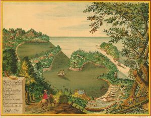 mapa-antiguo-acapulco-mexico