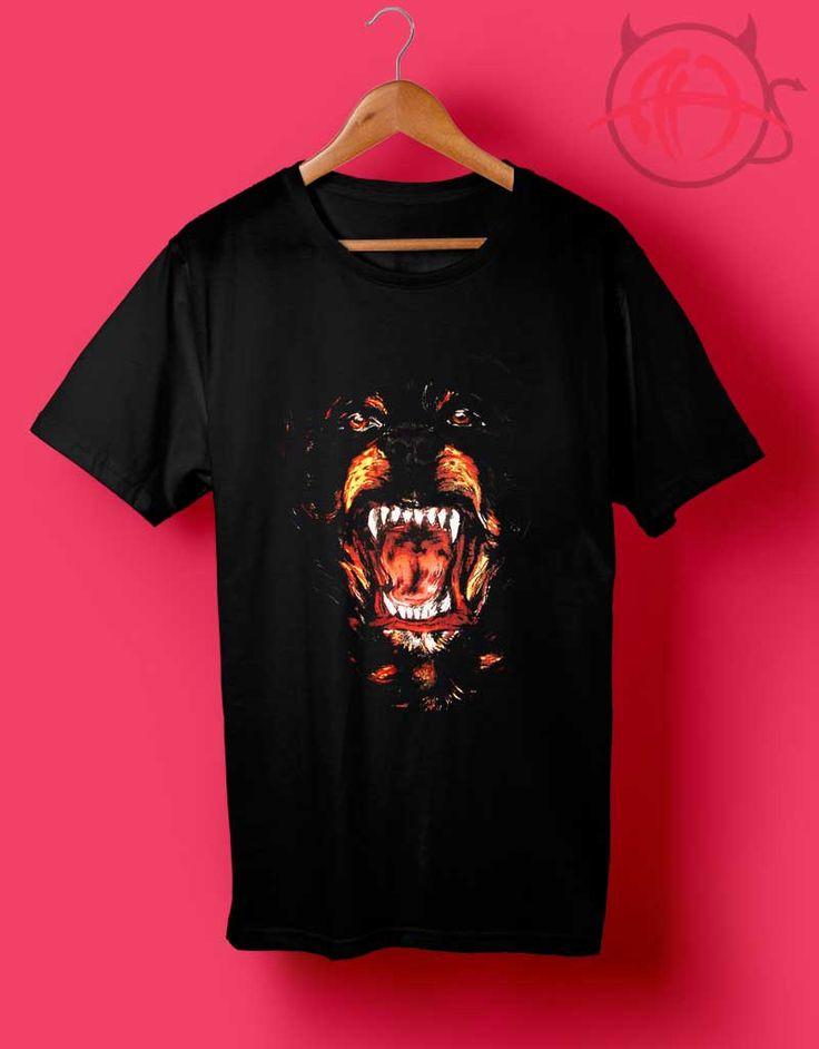 Rottweiler Dog T Shirt //Price: $14.50