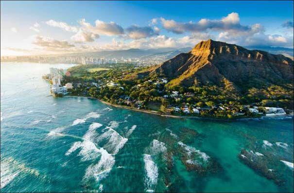 Μαγευτικό εναέριο ταξίδι στα νησιά της Χαβάης (3)