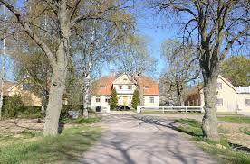 Strömsnäs Herrgård, Spångsholm. Östergötland.