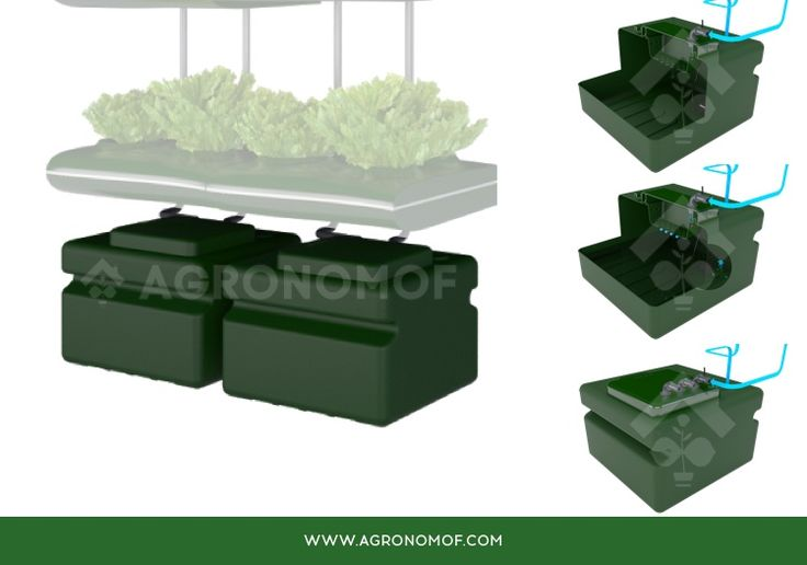 Agronomof AG-Tank, View hydroponic, Product Details from AGRONOMOF on Alibaba.com