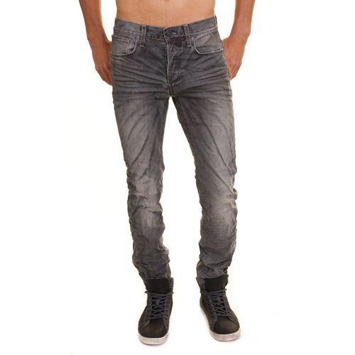 Jeans 3301 Slim 50127 4387 71 Noir - Gris - Coton : en vente sur RueDuCommerce