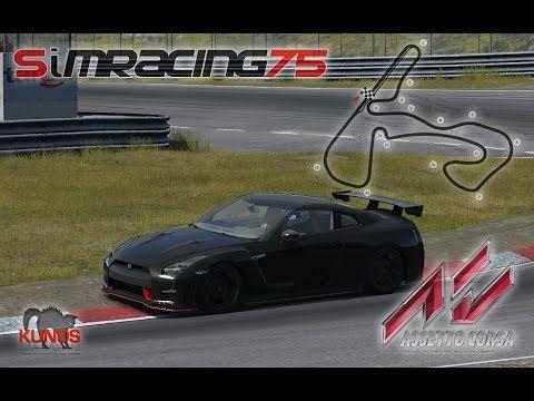 AC Nissan GTR Nismo @ Zandvoort - YouTube