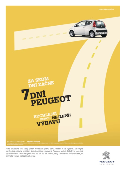 7 Days of Peugeot