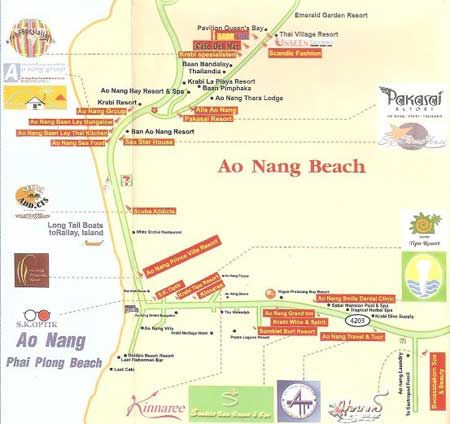 Ao nang beach | Krabi beaches