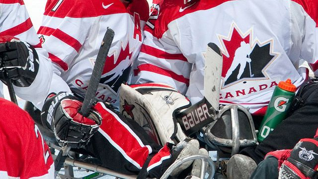 Canada's National Sledge Team roster for the Sochi 2014 Paralympic Winter Games. #WHATSTHERE #WeAreWinter
