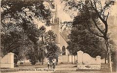 Gereja Protestan di Magelang (1917)