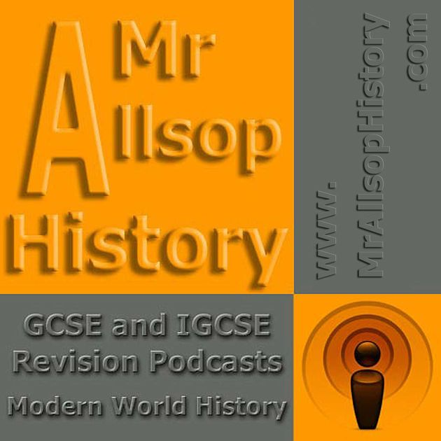 GCSE and IGCSE History Revision Guides: Mr Allsop History by Scott Allsop on iTunes