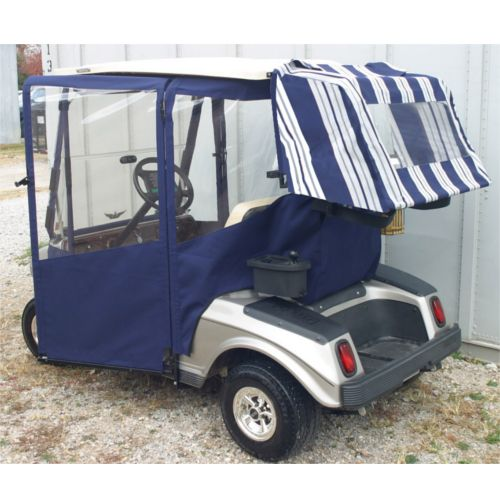 43 best images about doorworks golf cart covers on for Golf cart garage door prices