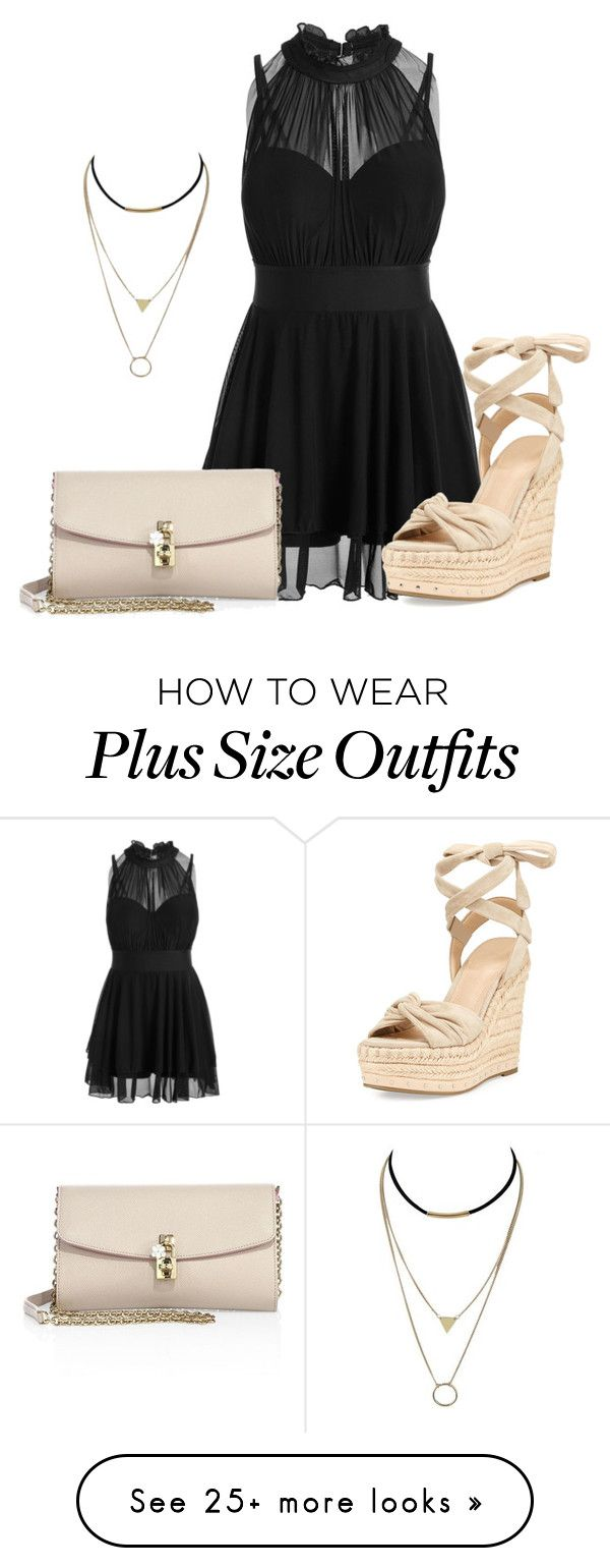 """Untitled #152"" by vsenax on Polyvore featuring Kendall + Kylie and Dolce&Gabbana"