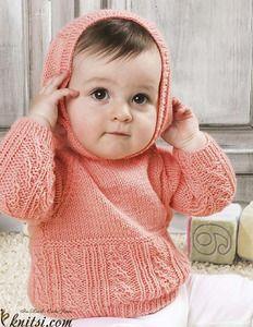 Jumper knitting pattern