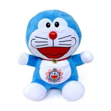 Wow 22 Gambar Boneka Doraemon Lucu Dan Imut Besar Beli Online Boneka Doraemon Di Bukalapak Aja Anime Satu Ini Bercerita Menge Di 2020 Hello Kitty Gambar Lucu Kartun