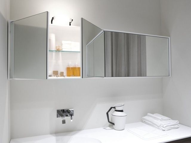 7 besten Spiegelschrank Bilder auf Pinterest Badezimmer - spiegelschrank f rs badezimmer