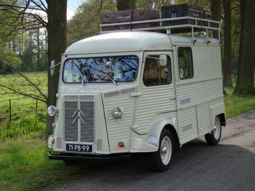 Citroën H Camper