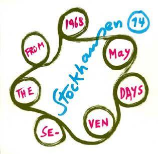 Karlheinz Stockhausen, Edition No.14: Aus den sieben Tagen