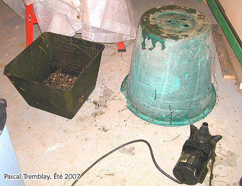 Pond De-Icer System - Winterizing pond - Pond heaters - Cheap De-icer