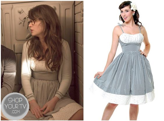 New Girl Fashion, Outfits, Clothing and Wardrobe on FOX's New GirlShopYourTv | Page 6