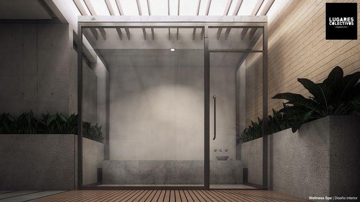 https://flic.kr/p/MrJNff | Wellness spa | Diseño: Lugares Colectivos Arquitectos.