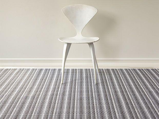 Sleek And Durable Woven Floor Mats Rethink Your Rug