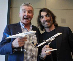 Ryanair y Air Europa se alían para competir contra Iberia y British Airways