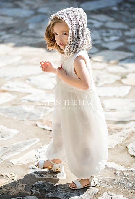 Βαπτιστικό φόρεμα της Cat in The Hat