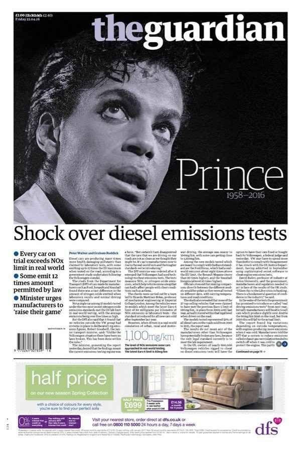 2. The Guardian (U.K.)