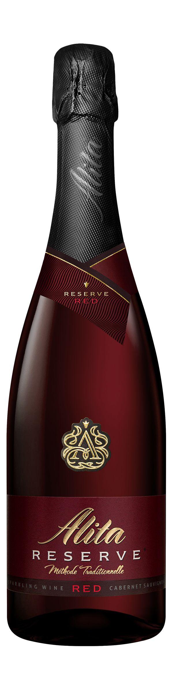 Sparkling wine ALITA RESERVE