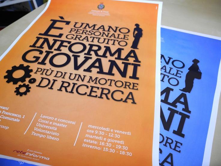 Informagiovani posters