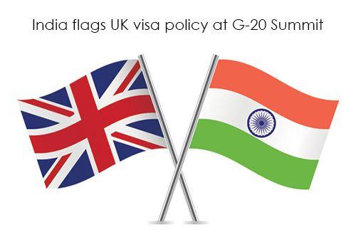 India Flags UK Visa Policy At G-20 Summit