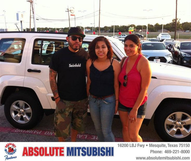 #HappyBirthday to Robert Martinez from Brian Holmes at Absolute Mitsubishi!
