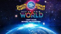 Buy Ringling Bros. and Barnum & Bailey Presents Out Of This World tickets at the Spectrum Center (formerly Time Warner Cable Arena) in Charlotte, NC for Feb 03, 2017 07:00 PM at Ticketmaster.